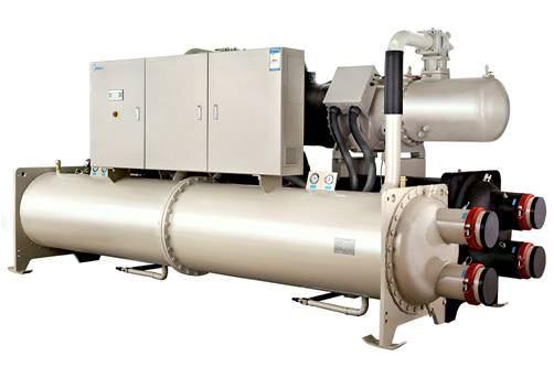 新万博客户端y满液式螺杆冷水机组(R134a)