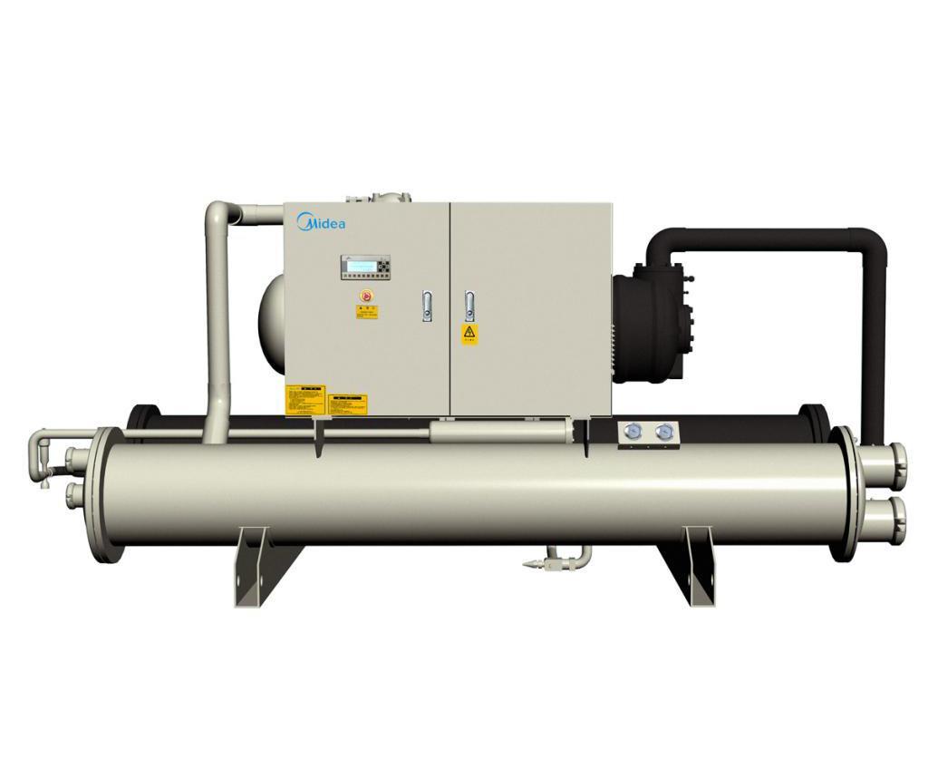 新万博客户端y热回收螺杆式冷水机组